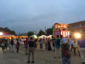 富岡夏祭り